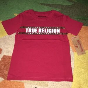 True Religion, Toddler Boy, Size 5t